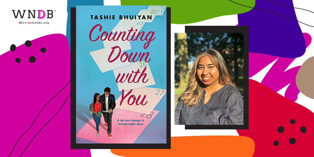 Tashie Bhuiyan Wrote Counting Down with You for Young Brown Girls