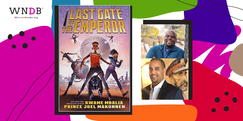 Q&A With Kwame Mbalia and Prince Joel Makonnen, Last Gate of the Emperor