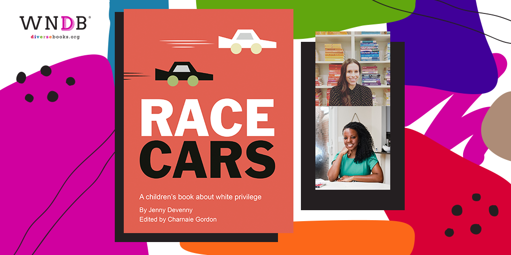 Jenny Devenny and Charnaie Gordon (Race Cars) in Conversation