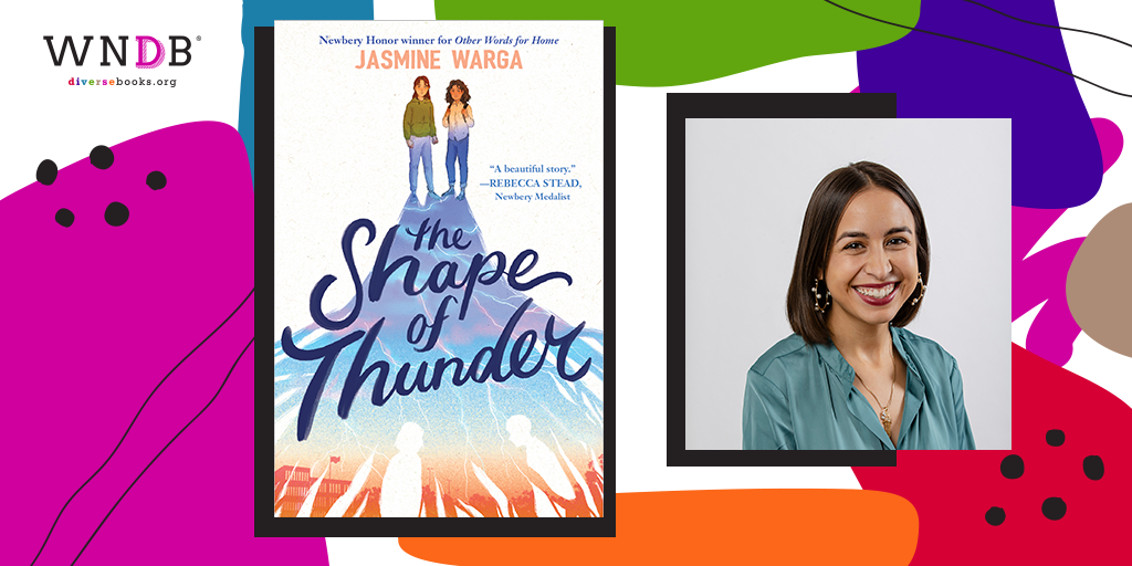 Jasmine Warga's the Shape of Thunder Is About Difficult, Beautiful Things