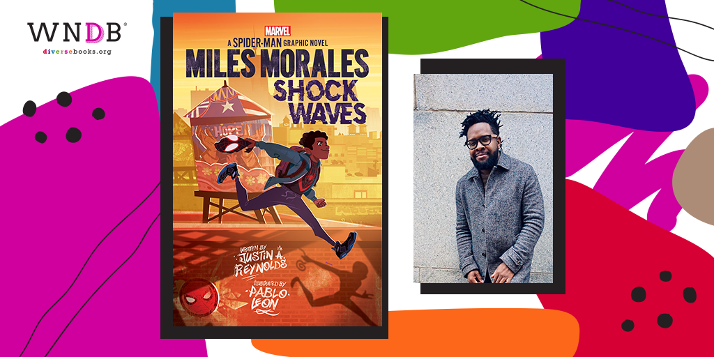 Q&A With Justin A. Reynolds, Miles Morales