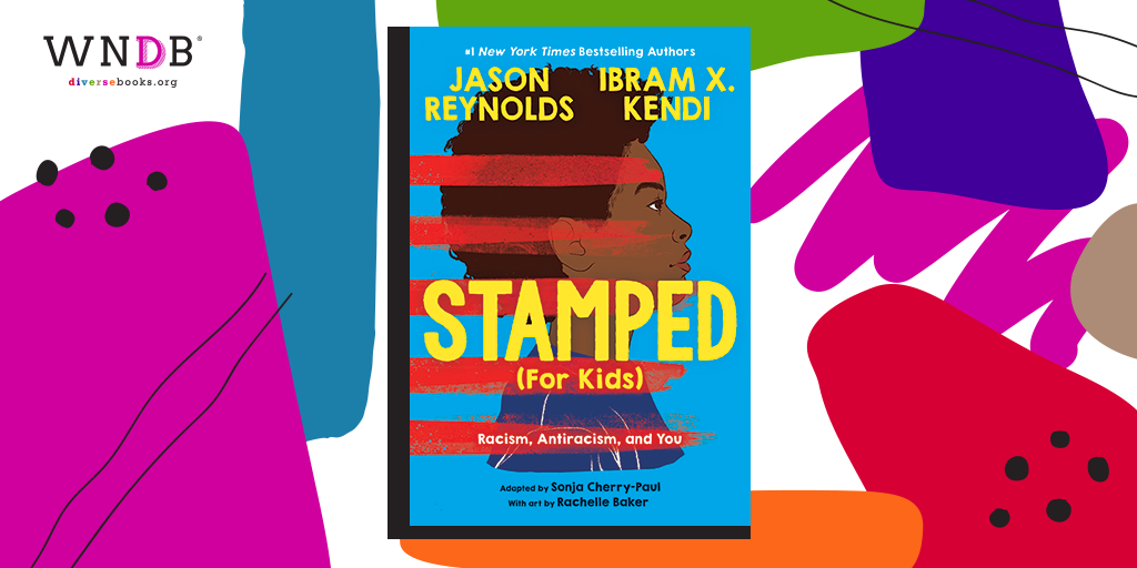 Read an Excerpt From Stamped (For Kids) By Jason Reynolds and Ibram X. Kendi