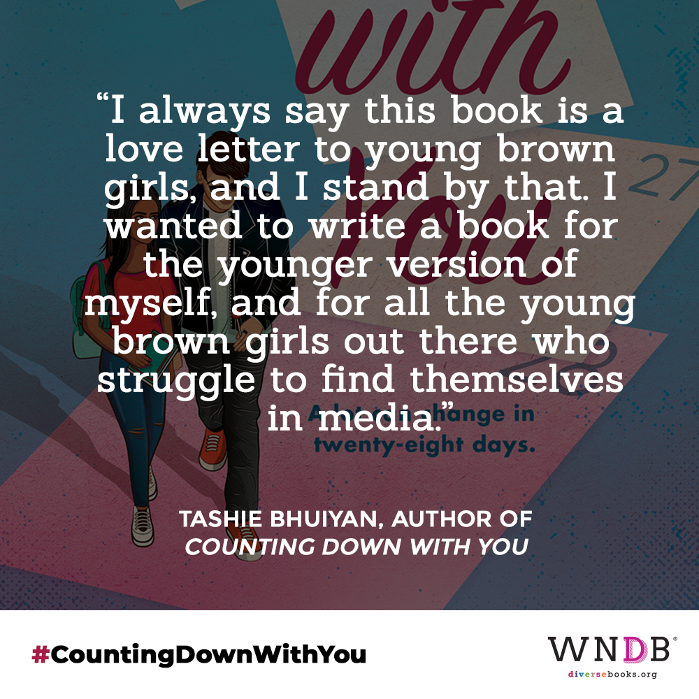 """I always say this book is a love letter to young brown girls, and I stand by that,"" Bhuiyan said in an email interview in early April. ""I wanted to write a book for the younger version of myself, and for all the young brown girls out there who struggle to find themselves in media."""