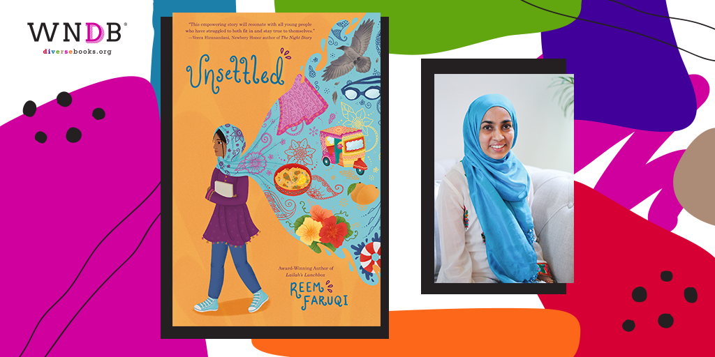 Q&A With Reem Faruqi, Unsettled