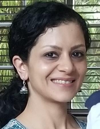 Parul Sharma's bio photo