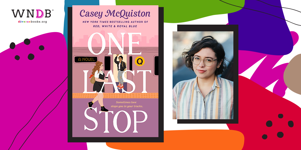 Q&A With Casey McQuiston, One Last Stop