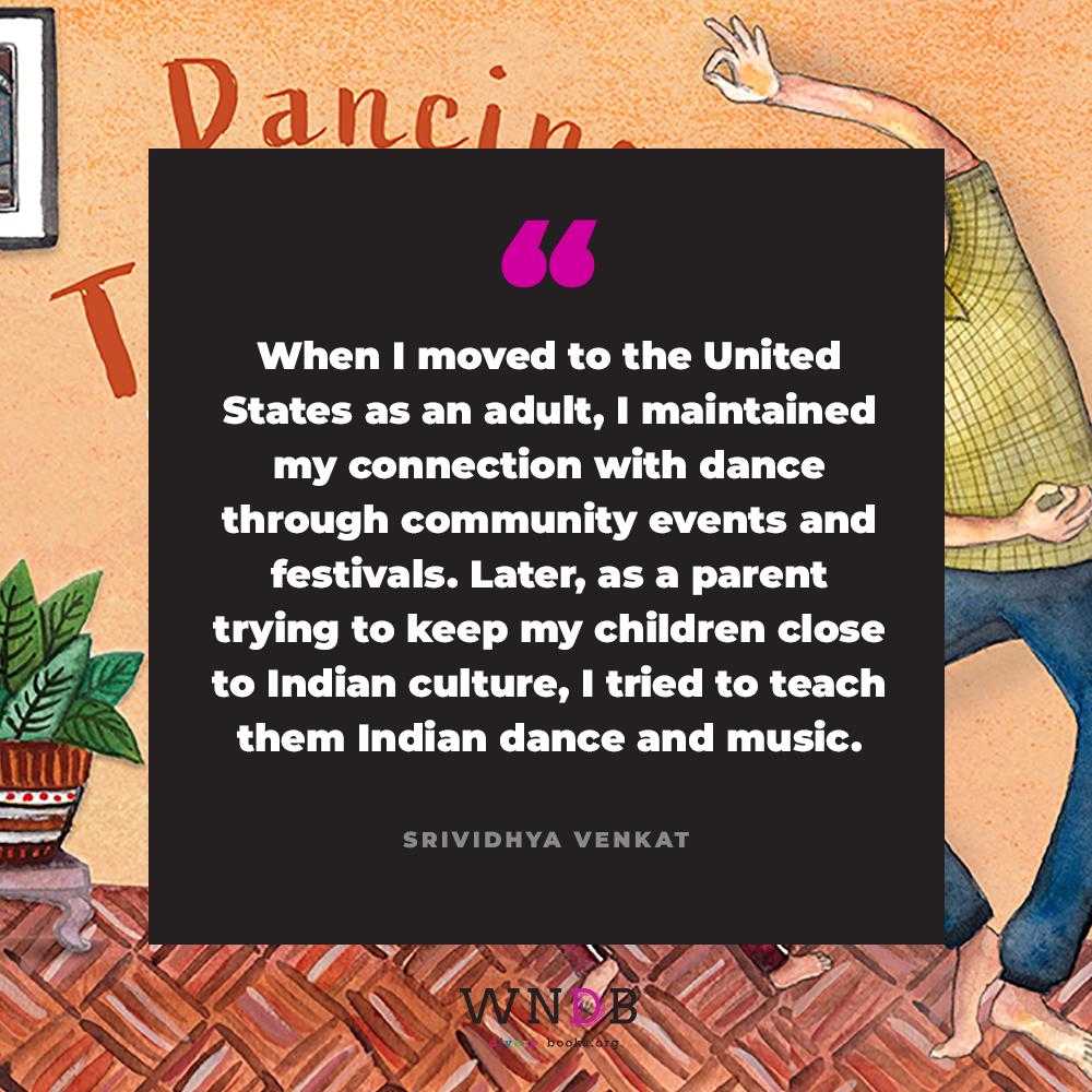 When I moved to the United States as an adult, I maintained my connection with dance through community events and festivals. Later, as a parent trying to keep my children close to Indian culture, I tried to teach them Indian dance and music