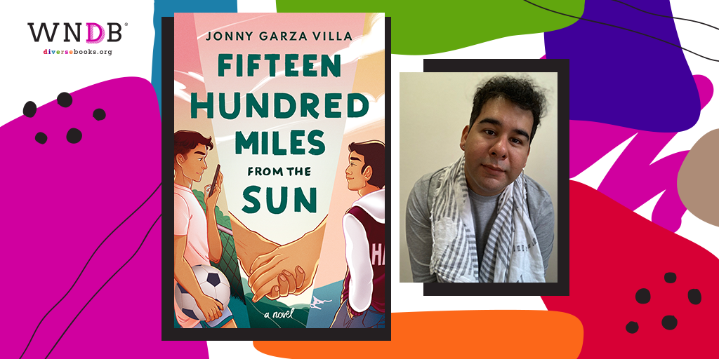 I Wrote My Novel so Queer Mexican American Teens Could See Themselves