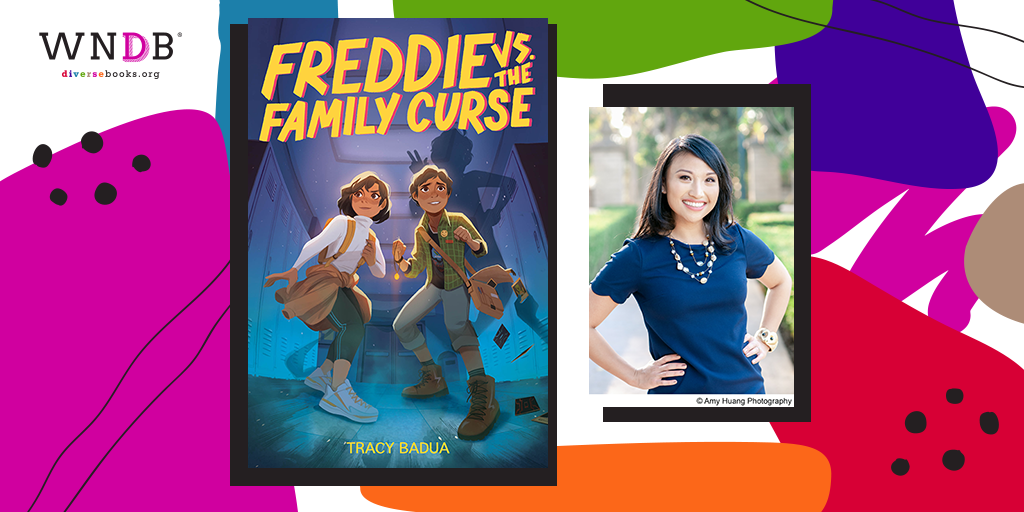 Cover Reveal for Freddie vs. the Family Curse by Tracy Badua