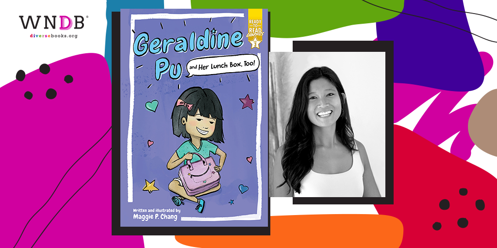 Q&A With Maggie P. Chang, Geraldine Pu and Her Lunch Box, Too!