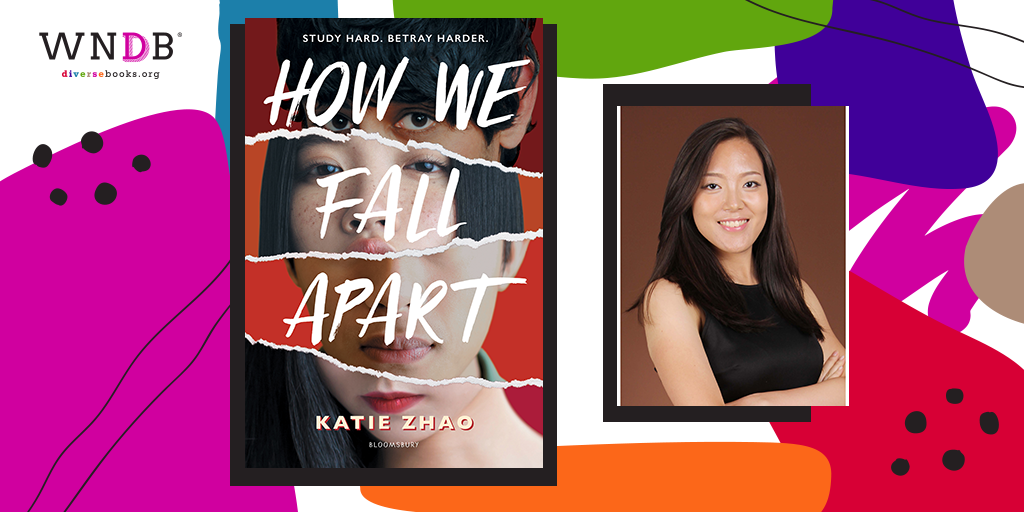 Q&A With Katie Zhao, How We Fall Apart