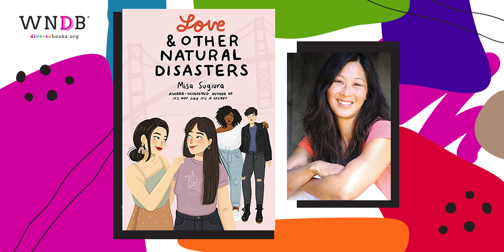 Q&A With Misa Sugiura, Love & Other Natural Disasters