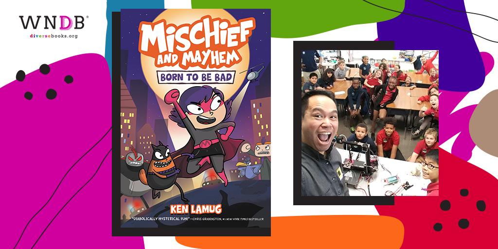 Q&A With Ken Lamug, Mischief and Mayhem