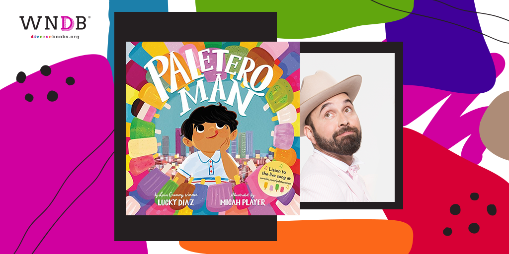 Mexican Paleteros Inspired My Children's Book