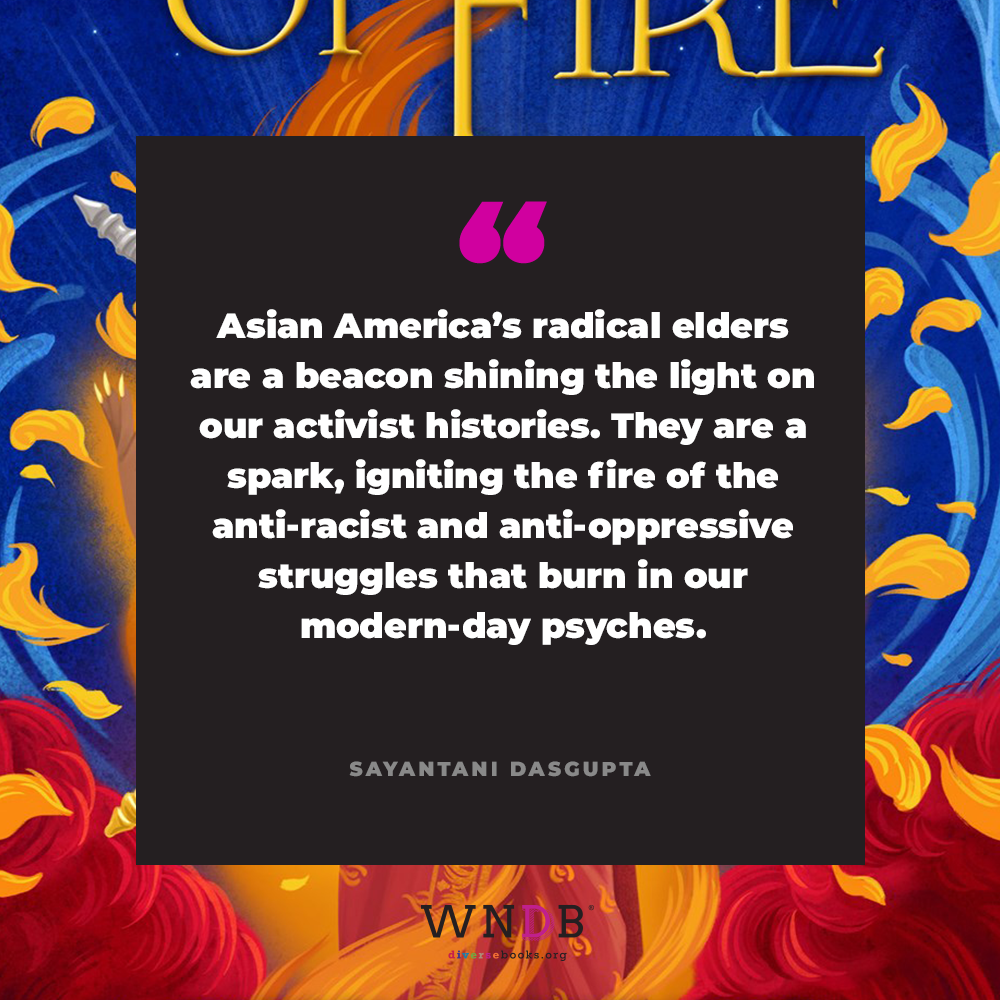Asian America's radical elders are a beacon shining the light on our activist histories. They are a spark, igniting the fire of the anti-racist and anti-oppressive struggles that burn in our modern-day psyches