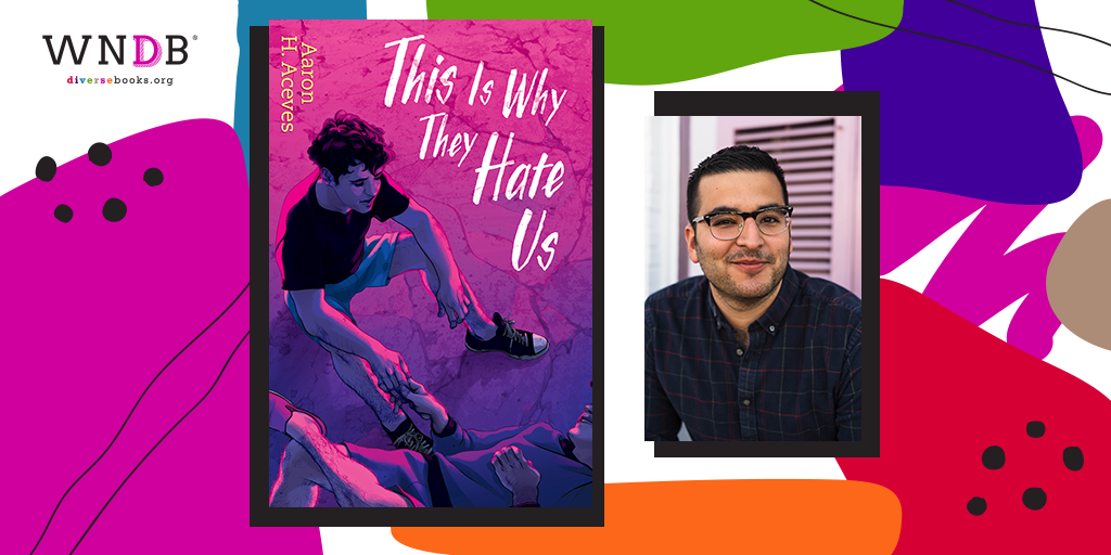 Cover and Playlist Reveal for This Is Why They Hate Us by Aaron H. Aceves