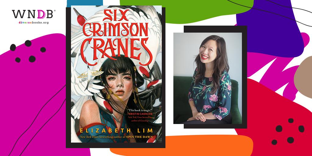 Q&A With Elizabeth Lim, Six Crimson Cranes