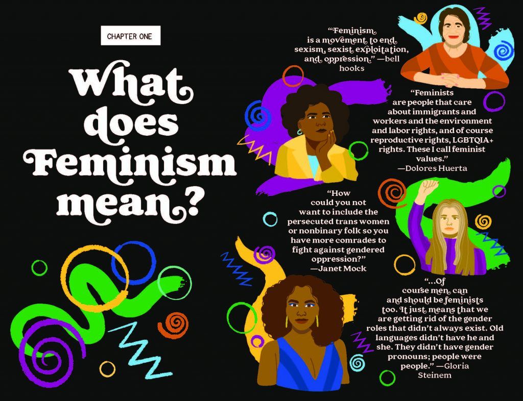 This Book is Feminist Chapter 1: What does feminism mean?