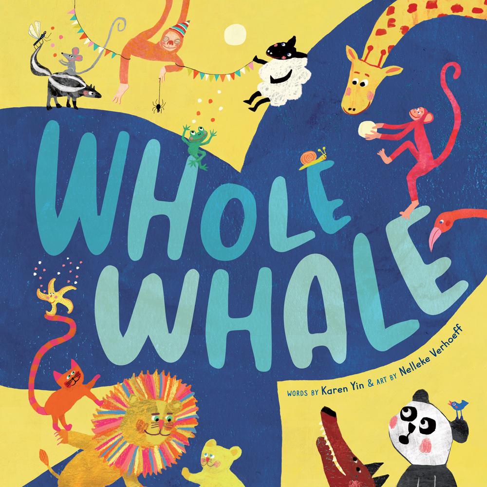 Whole Whale by Karen Yin