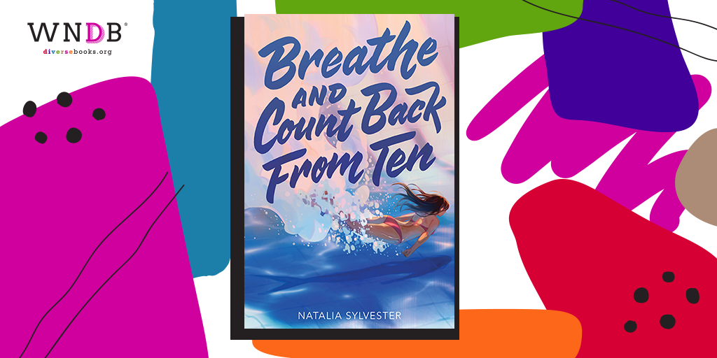 Cover Reveal for Breathe and Count Back from Ten by Natalia Sylvester