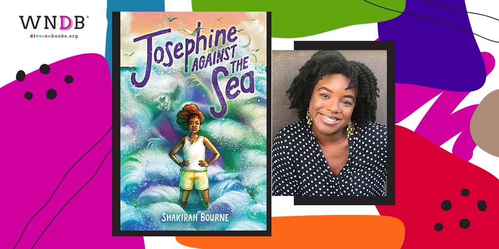 Q&A With Shakirah Bourne, Josephine Against the Sea