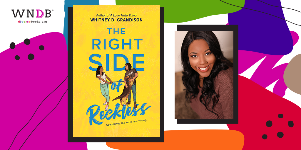 Q&A With Whitney D. Grandison, The Right Side of Reckless