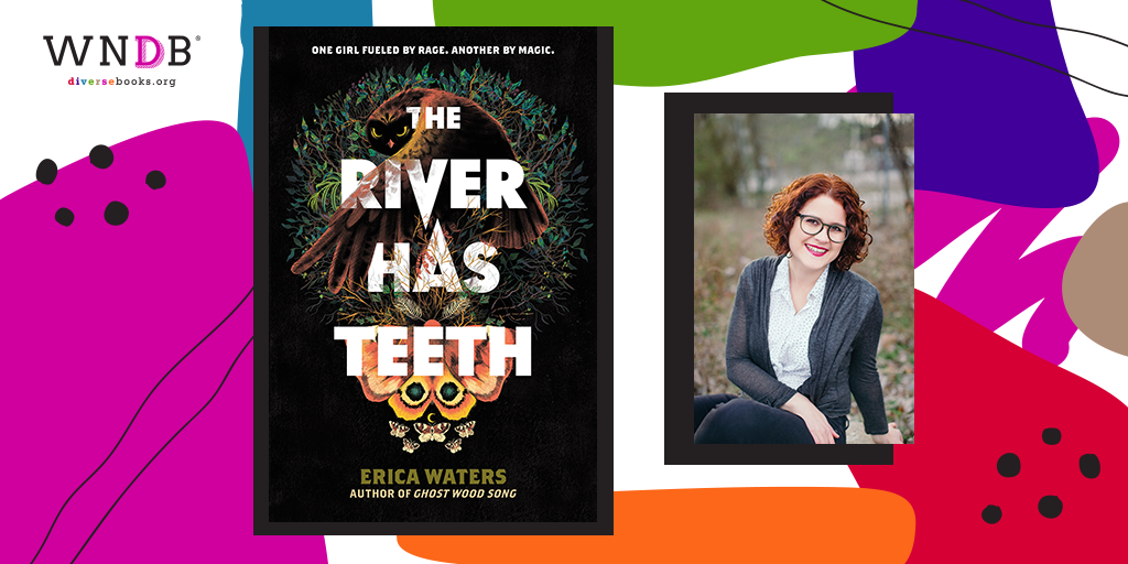 Q&A With Erica Waters, The River Has Teeth