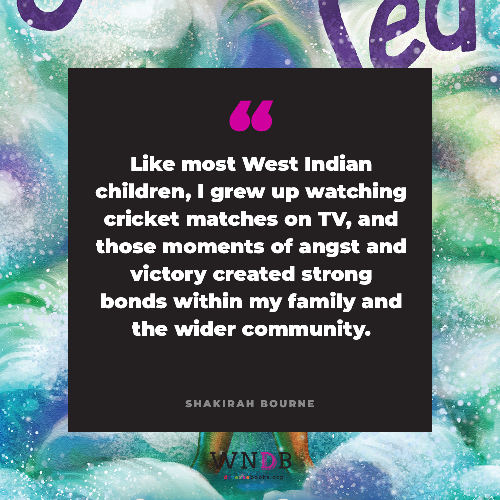 Like most West Indian children, I grew up watching cricket matches on TV, and those moments of angst and victory created strong bonds within my family and the wider community.