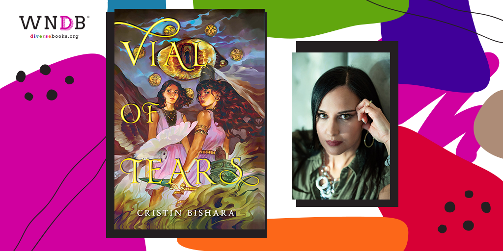 Cover Reveal for Vial of Tears by Cristin Bishara