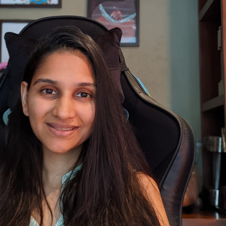 Anushi Mehta's bio photo