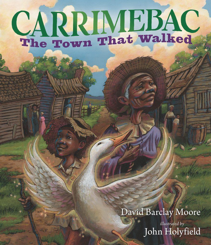 Carrimebac cover