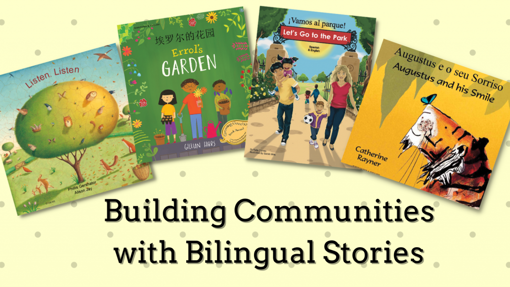 Building Community With StoryWalks