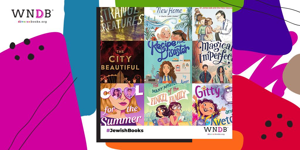 9 Children's and YA Books by Jewish Authors