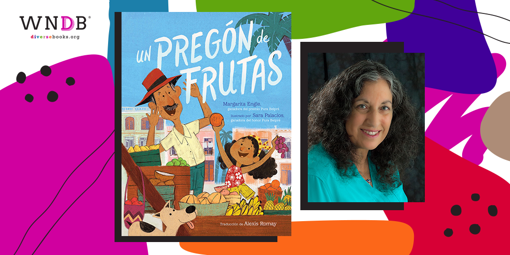 Q&A With Margarita Engle, A Song of Frutas