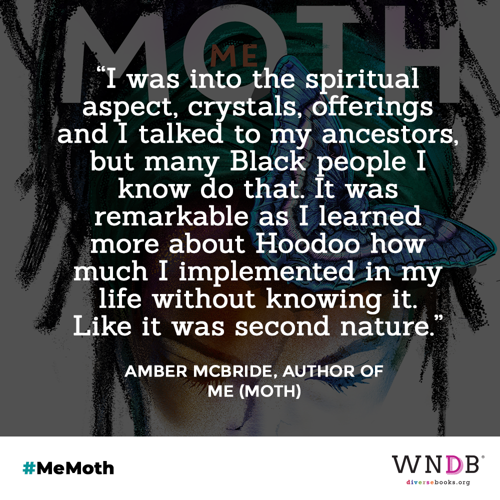 I was into the spiritual aspect, crystals, offerings and I talked to my ancestors, but many Black people I know do that. It was remarkable as I learned more about Hoodoo how much I implemented in my life without knowing it. Like it was second nature.