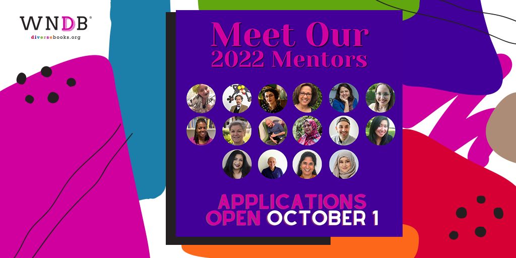 We Need Diverse Books Announces Lineup for Seventh Year of Mentorship Program