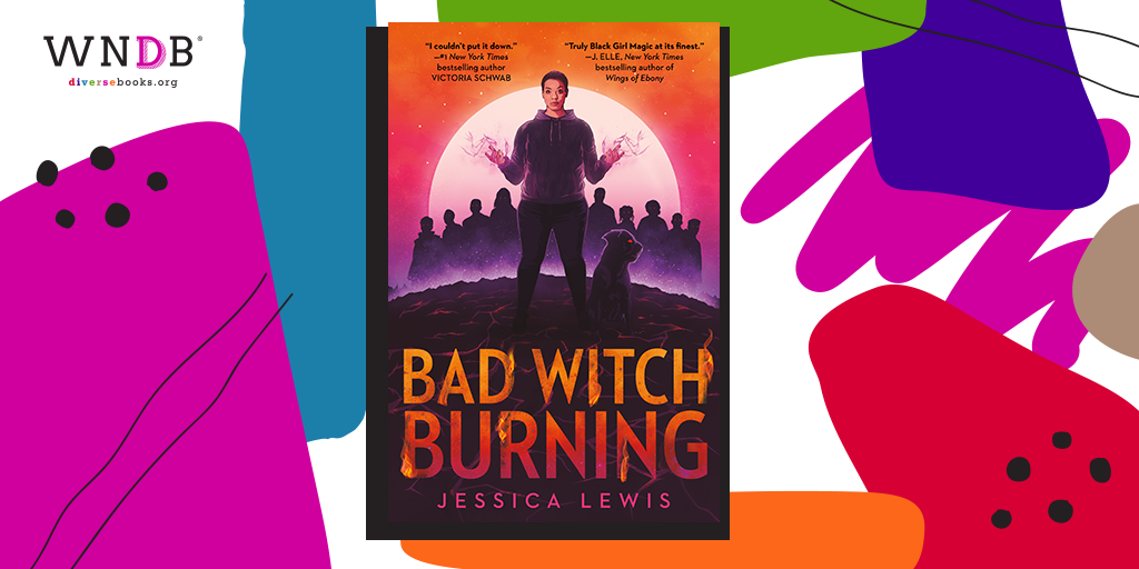 Q&A With Jessica Lewis, Bad Witch Burning