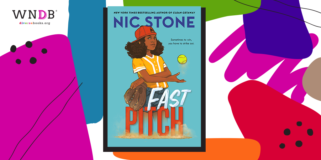 Q&A With Nic Stone, Fast Pitch