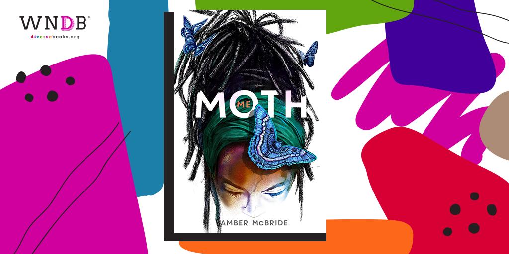 Q&A with Amber McBride, Me (Moth)