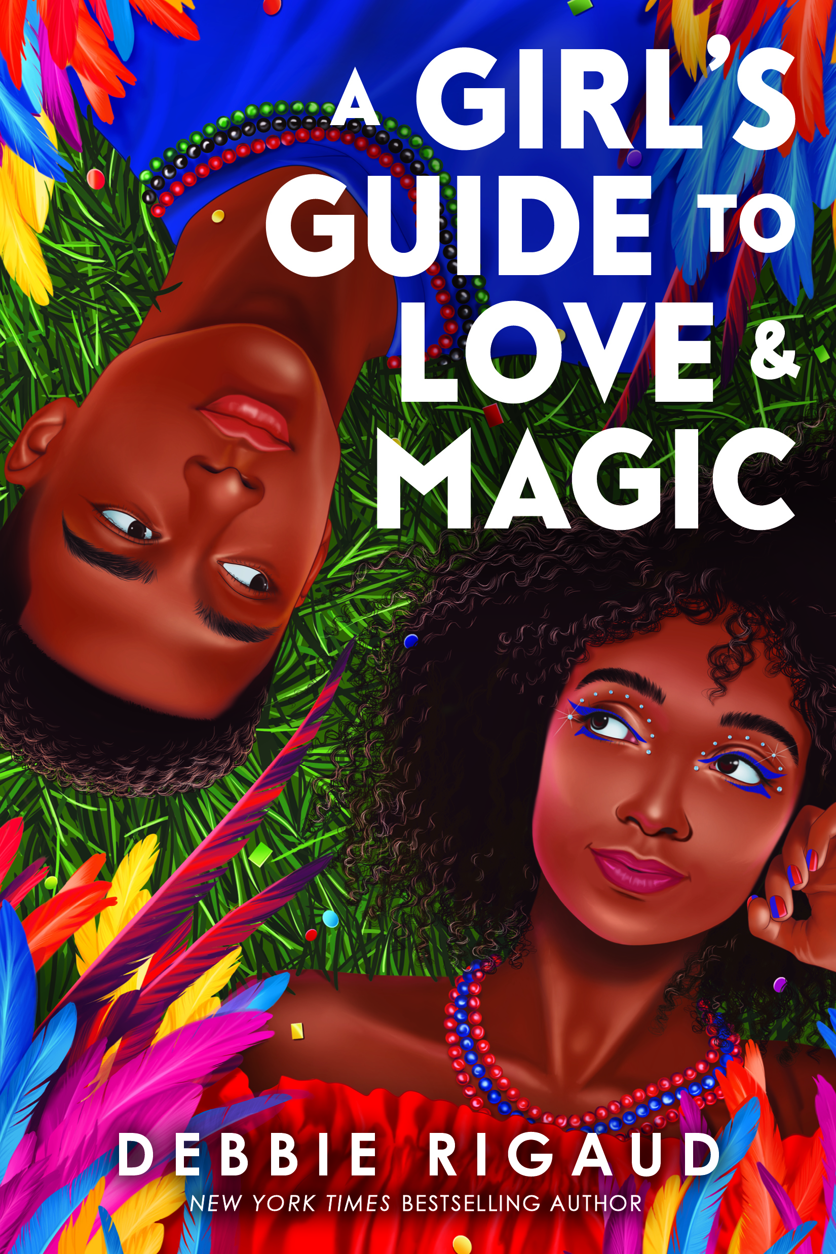 Cover art for A Girl's Guide to Love & Magic