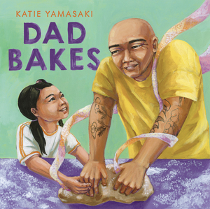 cover art for dad bakes