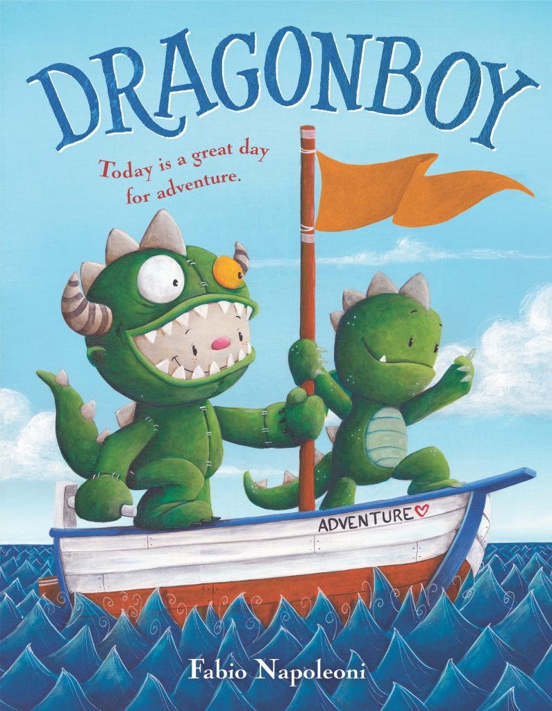 Cover art for Dragonboy