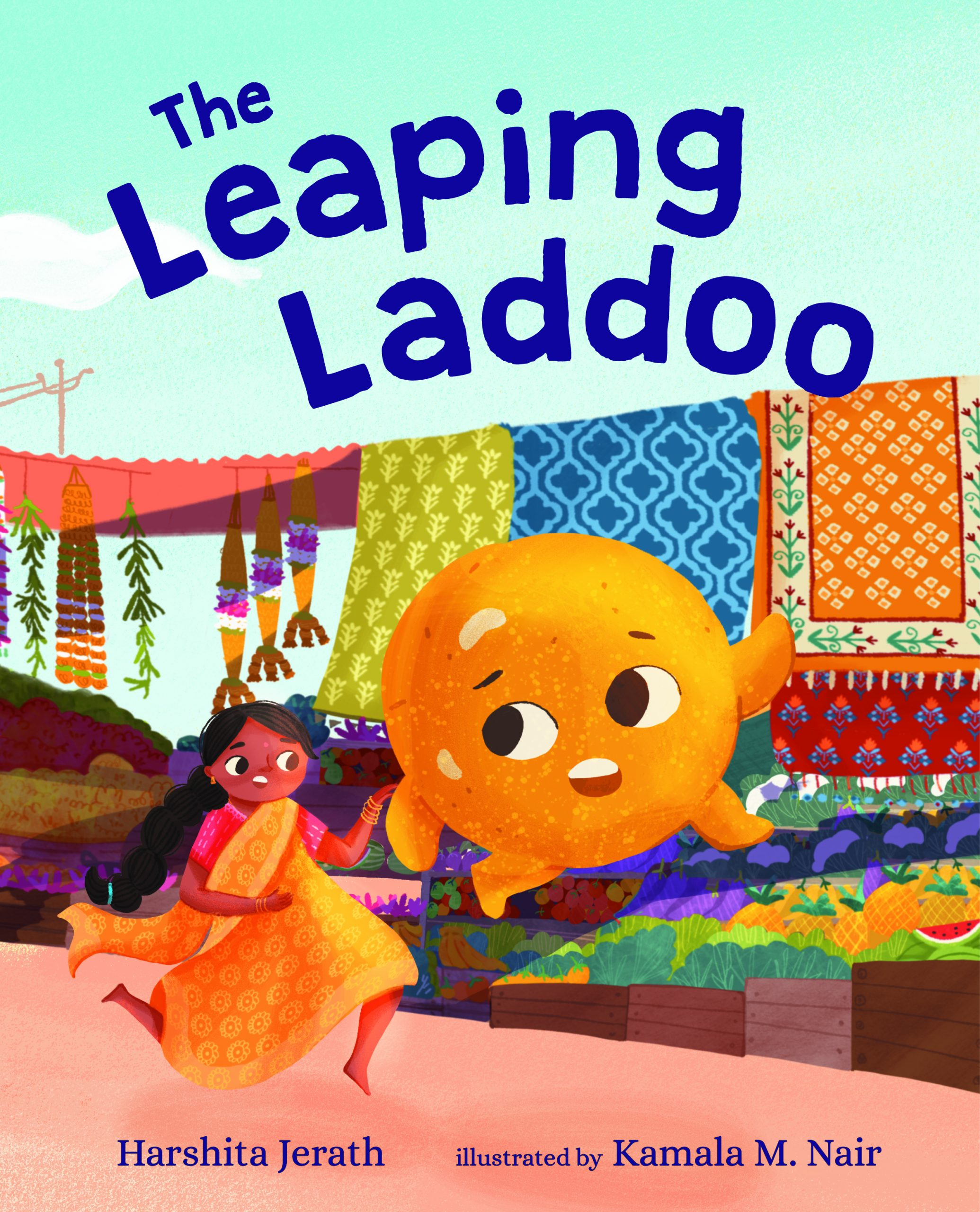 The Leaping Laddoo