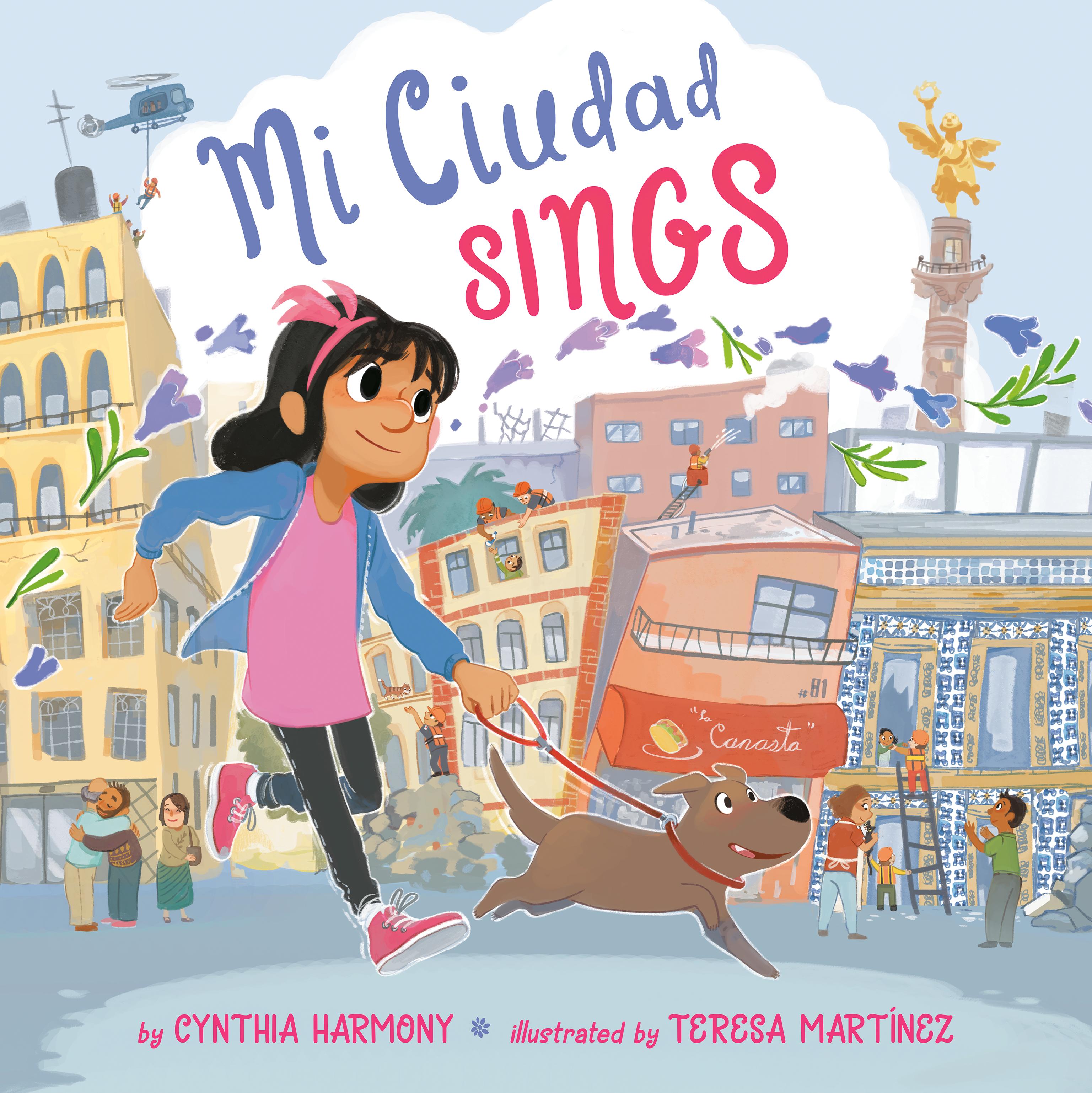 mi ciudad sings english cover