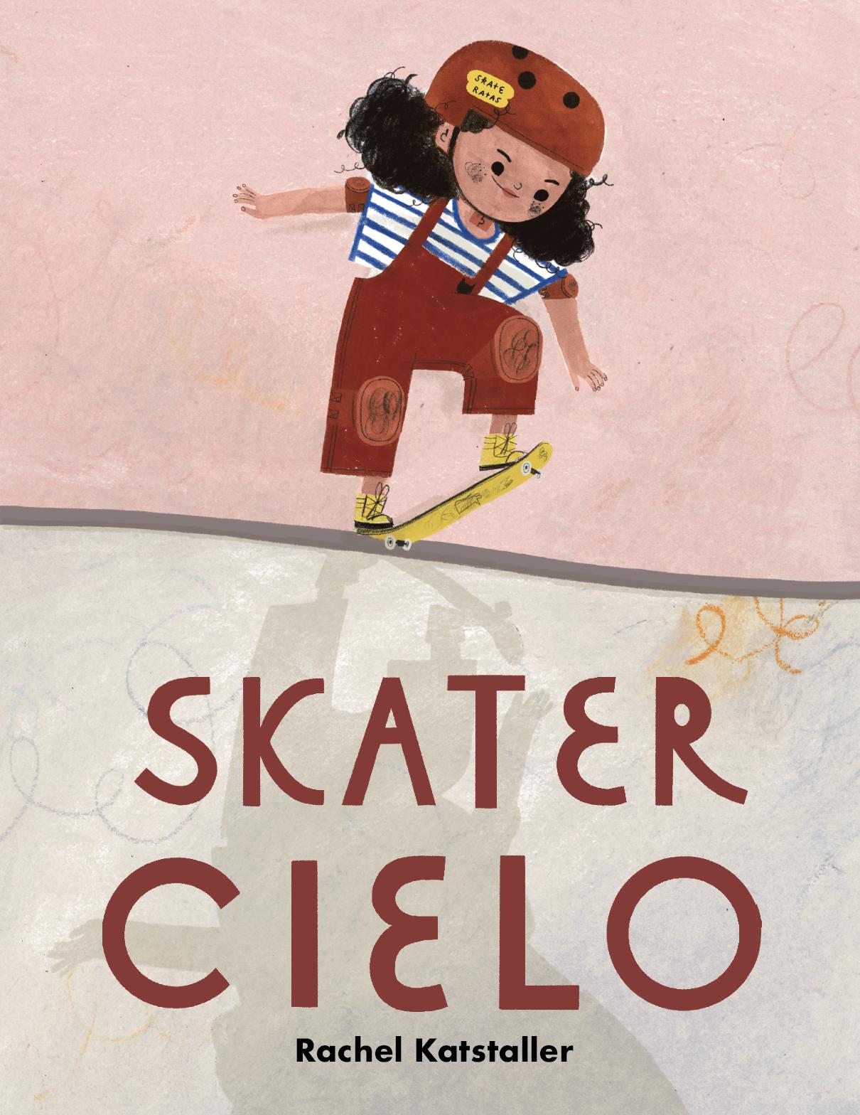 skater cielo cover art