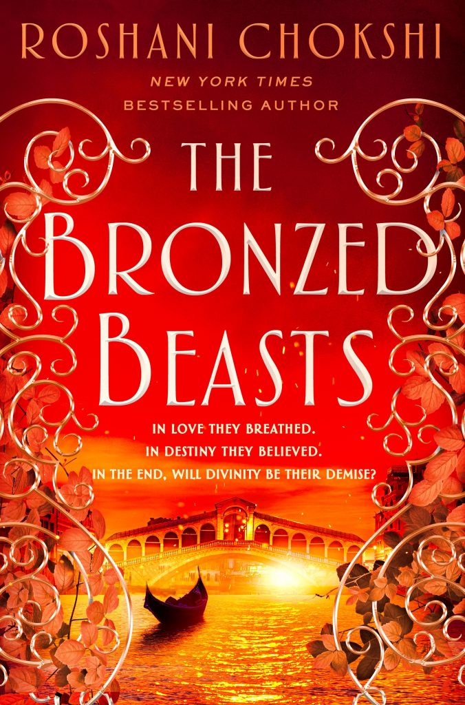 bronzed beasts cover