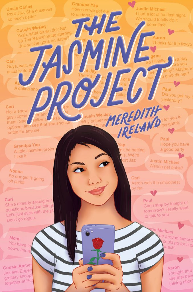 The Jasmine Project book cover