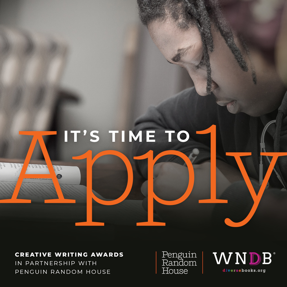 Its's Time to Apply: Creative Writing Awards in Partnership with Penguin Random House