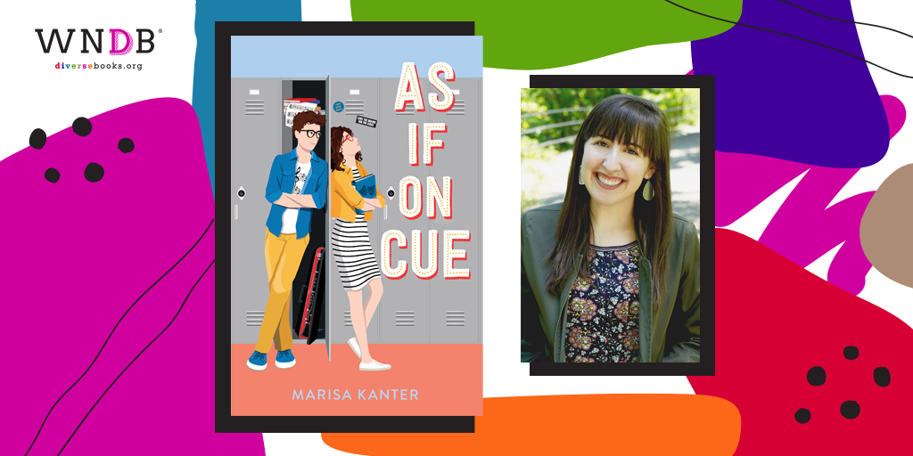 as if on cue blog header