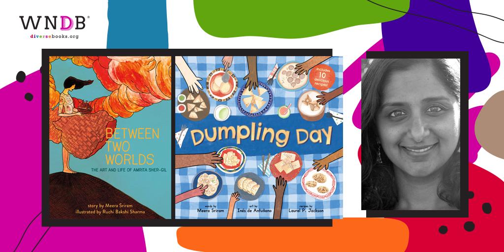 Between Two World & Dumpling Day blog header